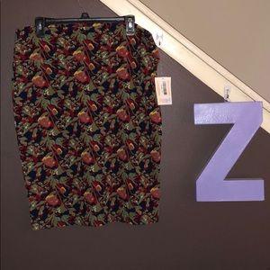 Lularoe XL Cassie pencil skirt